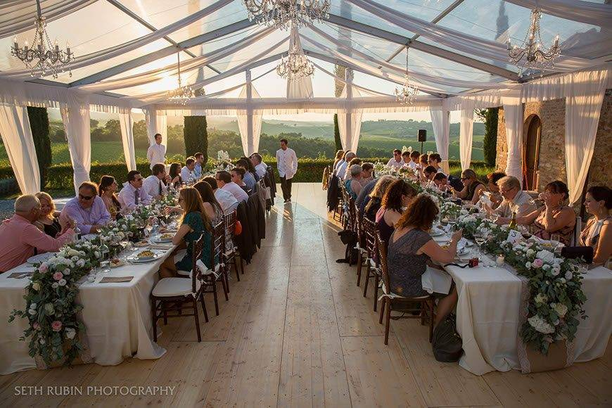 wedding reception 1 - Luxury Wedding Gallery
