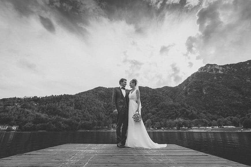 10 wedding erika giovanni gardalake trentino italy - Luxury Wedding Gallery