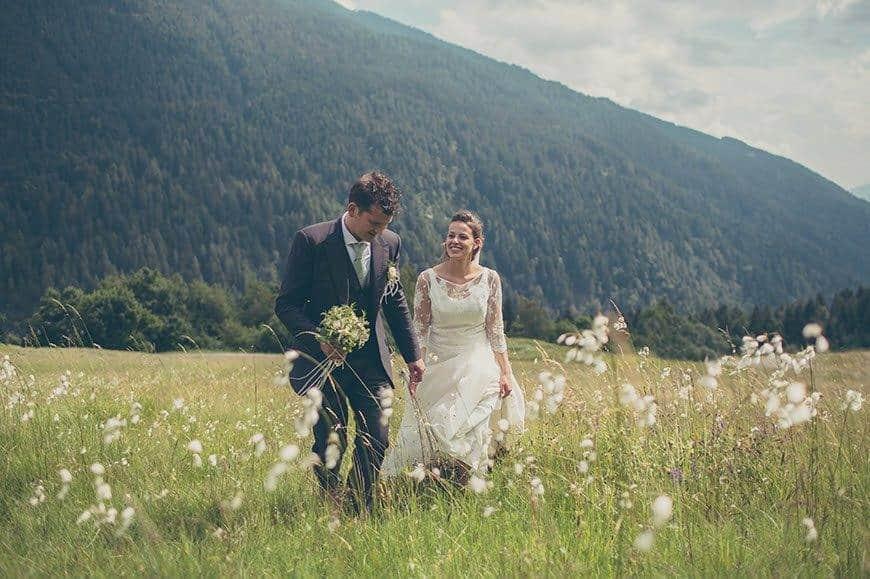 13 wedding alessandra stefano dolomites alps madonnadicampiglio trentino italy - Luxury Wedding Gallery