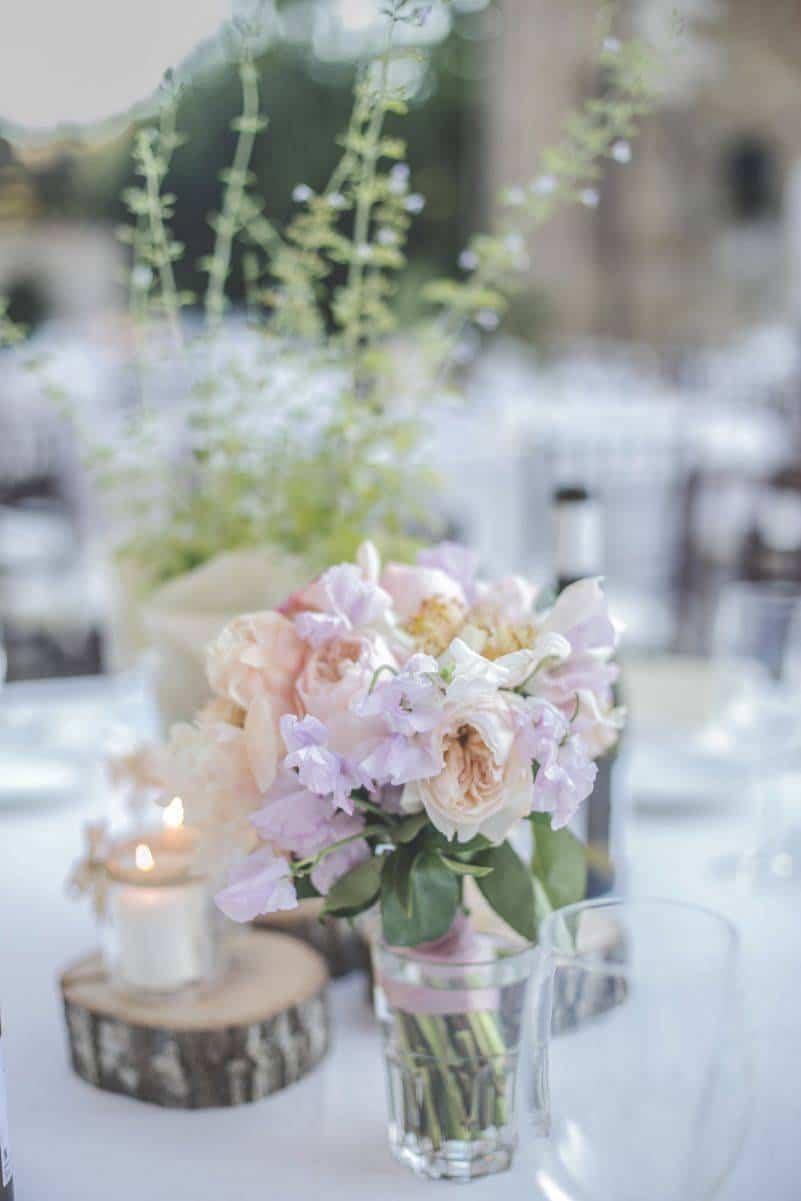 A Boho Chic Wedding in Umbria
