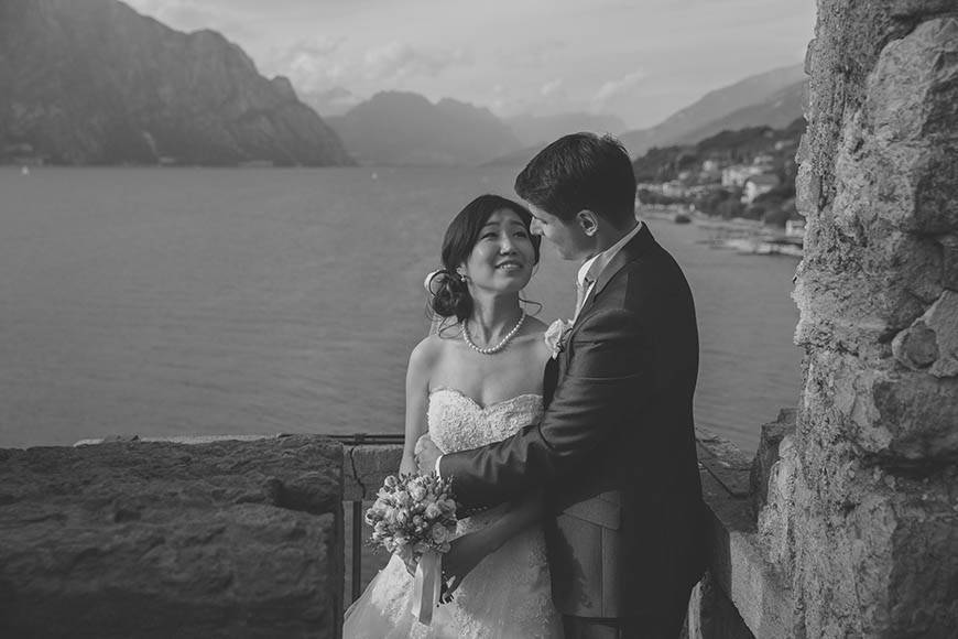 27 wedding masako giuliano rivadelgarda gardalake trentino italy4 - Luxury Wedding Gallery