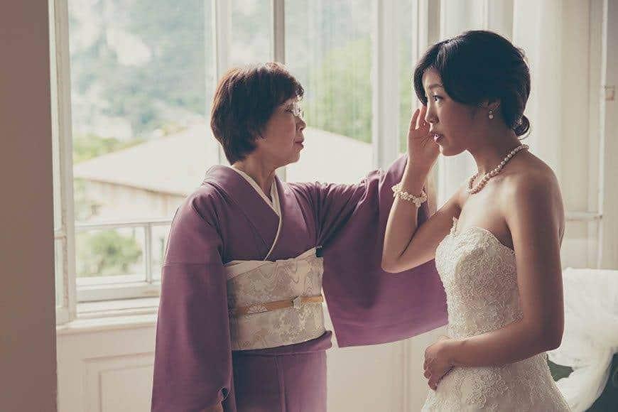 5 wedding bride masako giuliano rivadelgarda gardalake trentino italy - Luxury Wedding Gallery