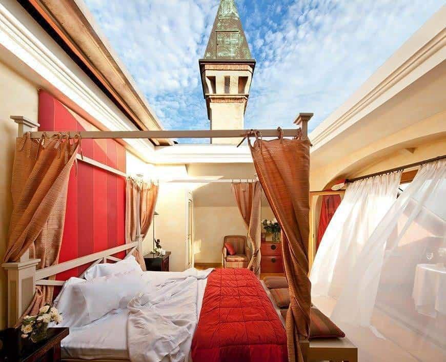Cabriolet Suite - Luxury Wedding Gallery