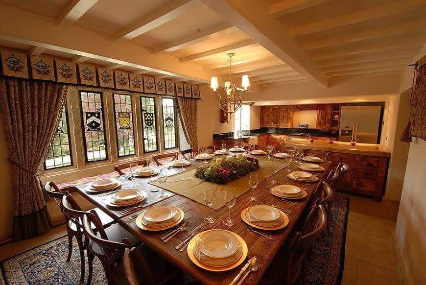 Dinning Room 1 - Luxury Wedding Gallery