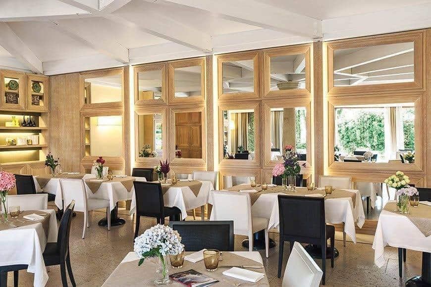 SPA restaurant - Luxury Wedding Gallery