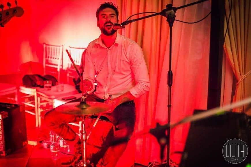 The drummer - Luxury Wedding Gallery