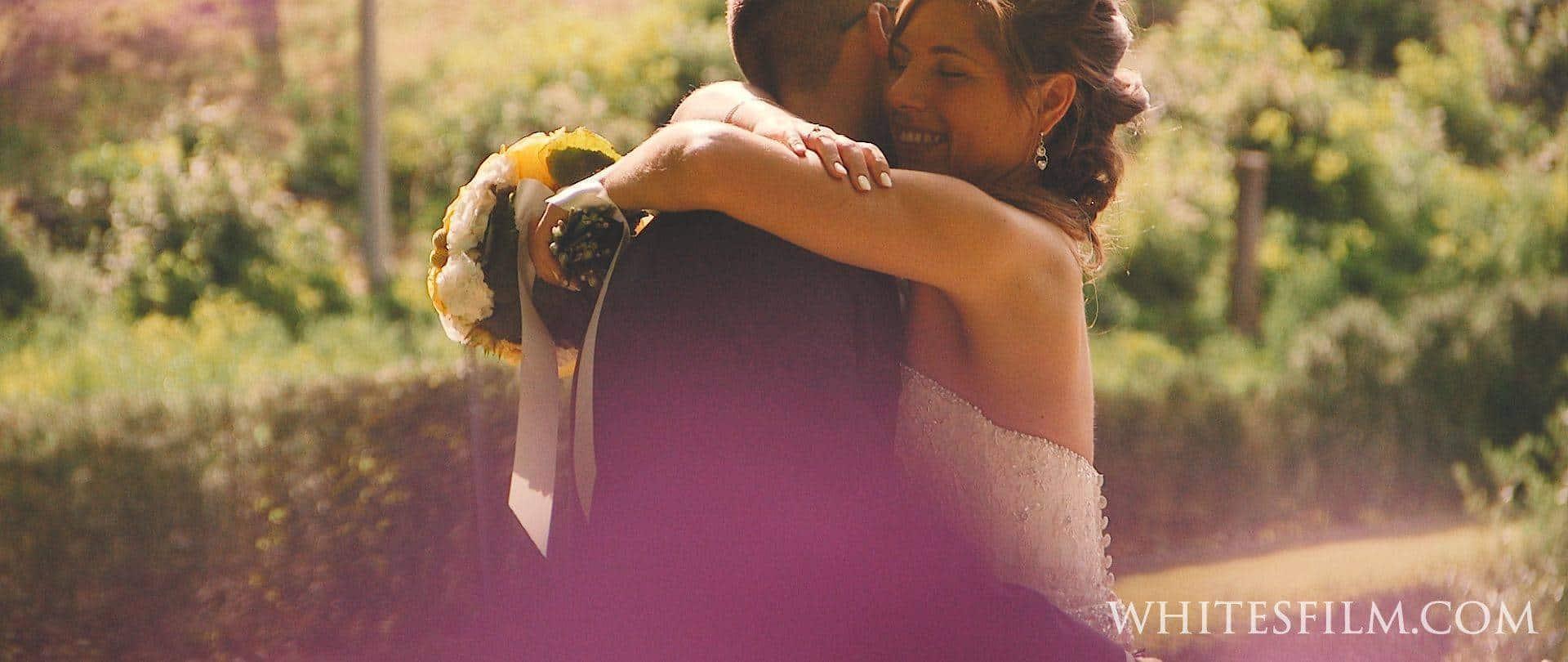Whitesfilm wedding filmmaker love hug - Luxury Wedding Gallery