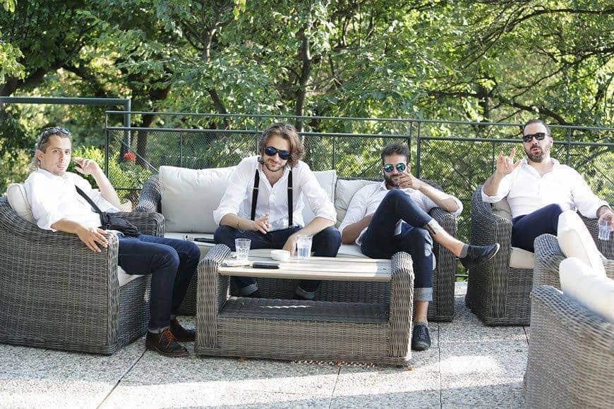 ZThe team resting - Luxury Wedding Gallery