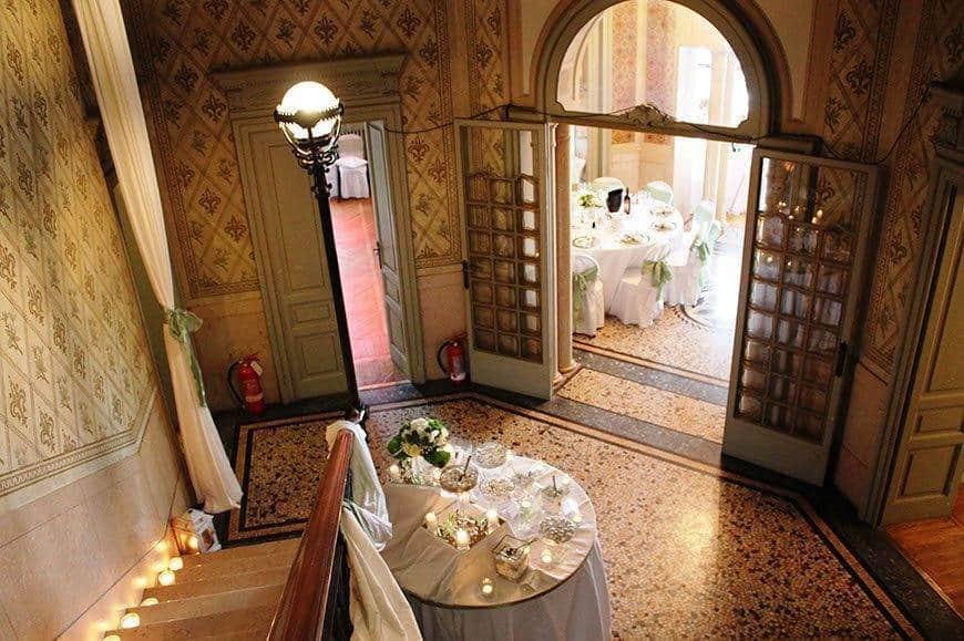 ancient villa lake maggiore 1 - Luxury Wedding Gallery