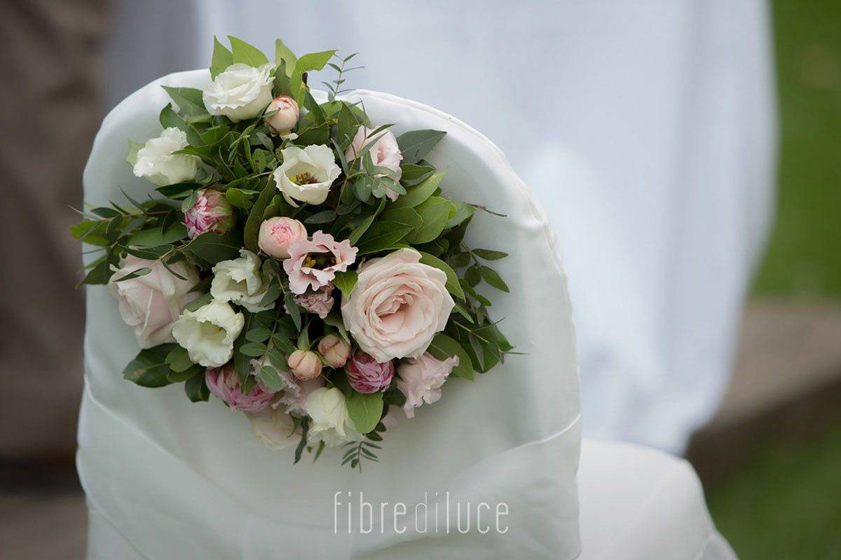 backchair floral decoration - Luxury Wedding Gallery