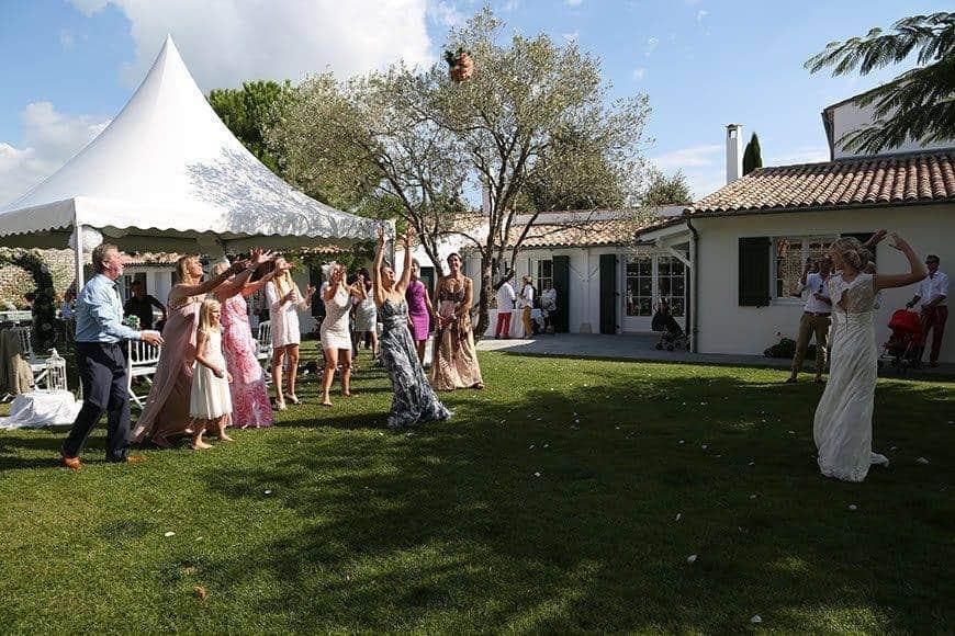 bride bouquet wedding la fete - Luxury Wedding Gallery