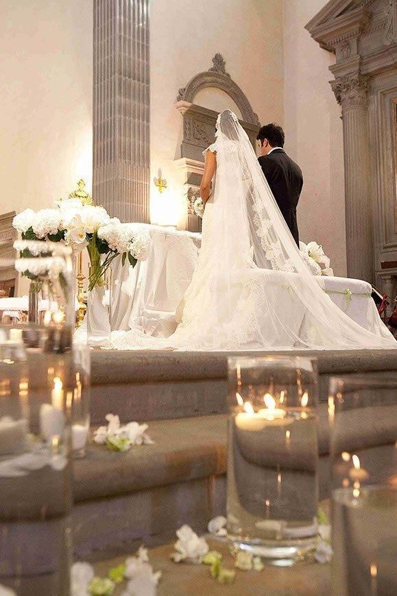 church wedding bride groom la fete - Luxury Wedding Gallery