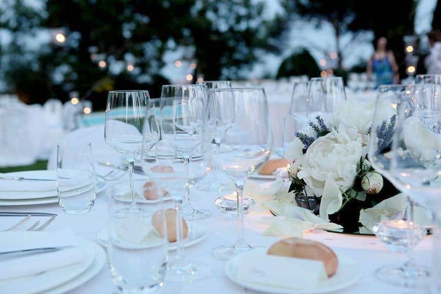 details wedding table la fete - Luxury Wedding Gallery