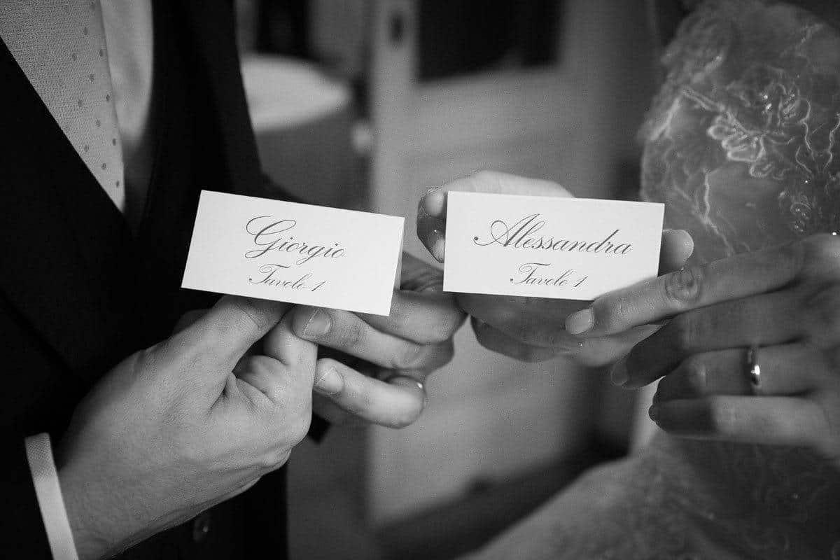 escort cards - Luxury Wedding Gallery