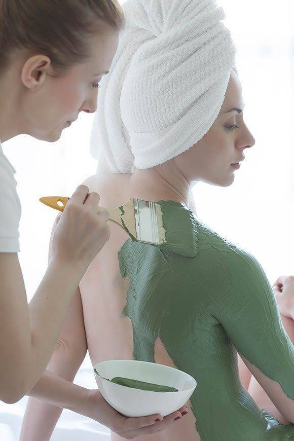 espace Chenot Hydrotherpay treatment - Luxury Wedding Gallery