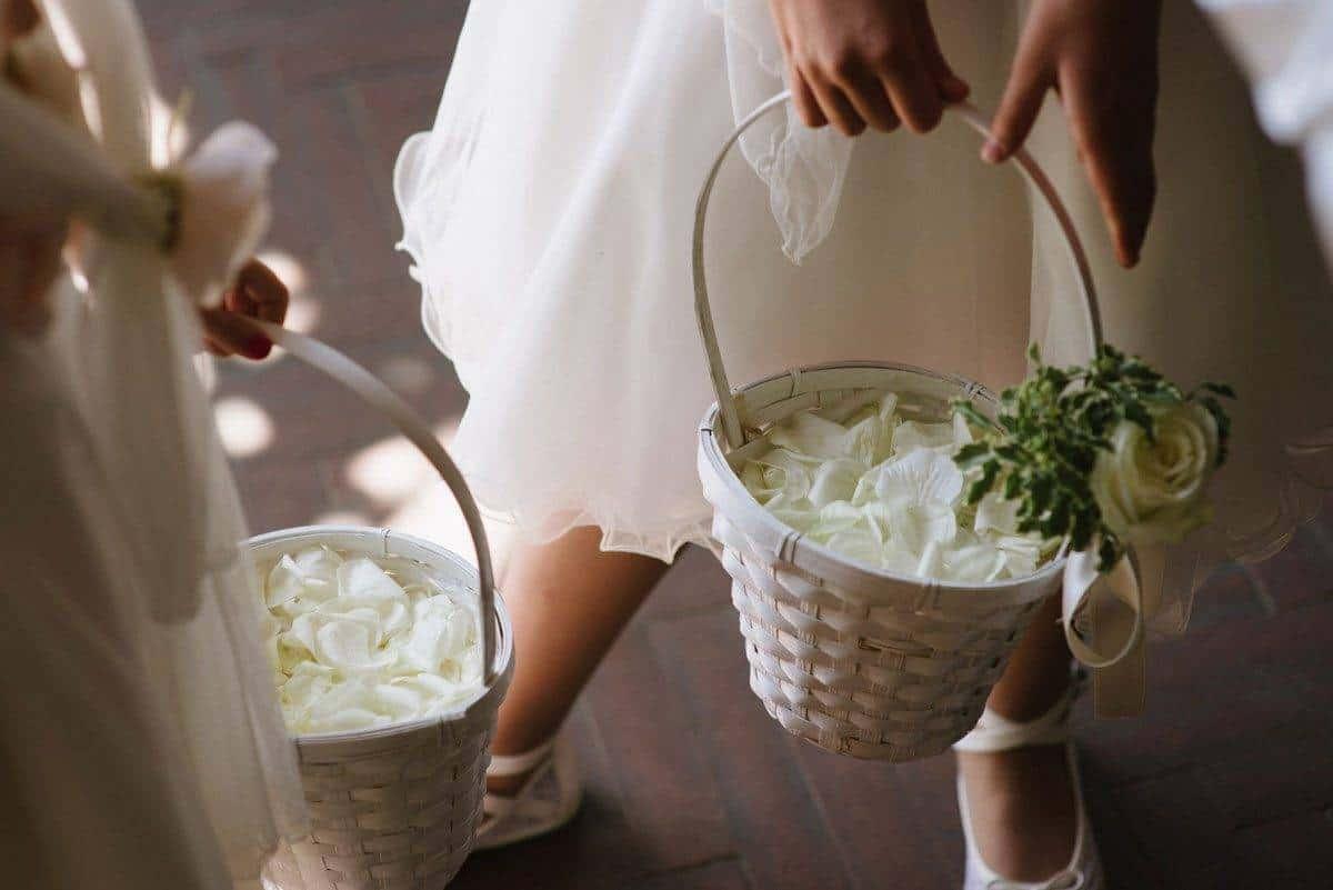 floral girls - Luxury Wedding Gallery