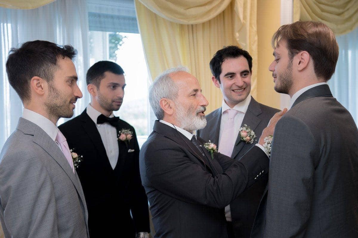 groom and groomsmen - Luxury Wedding Gallery