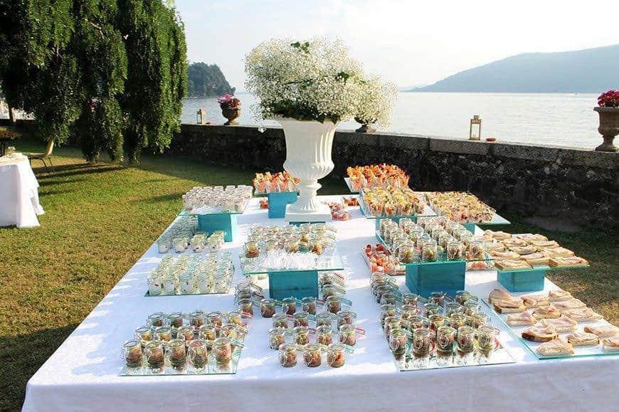 luxury villa catering on lake maggiore - Luxury Wedding Gallery