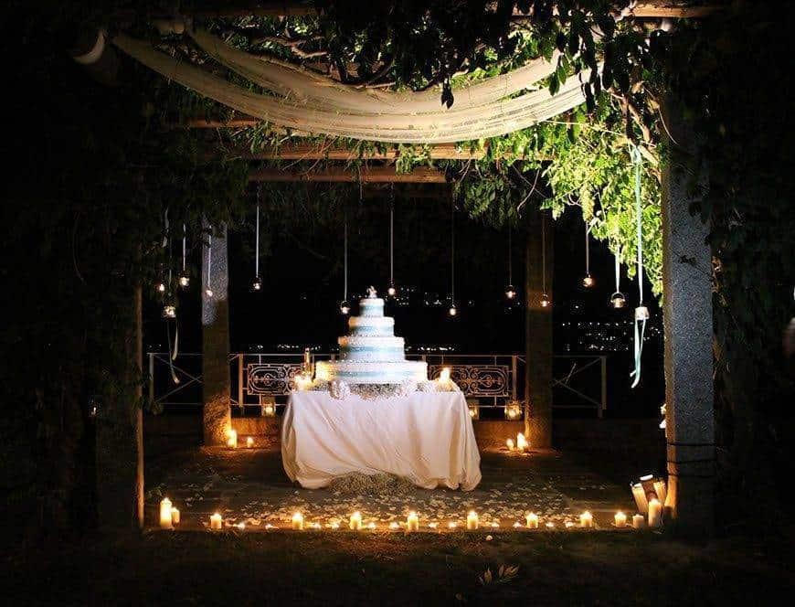 luxury villa weddingcake lake maggiore - Luxury Wedding Gallery