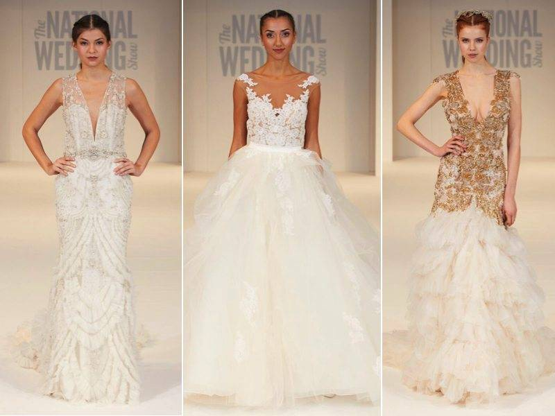 The Revlon Runway at The National Wedding Show 2017
