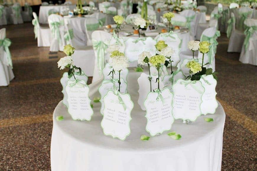 tableau mariage - Luxury Wedding Gallery