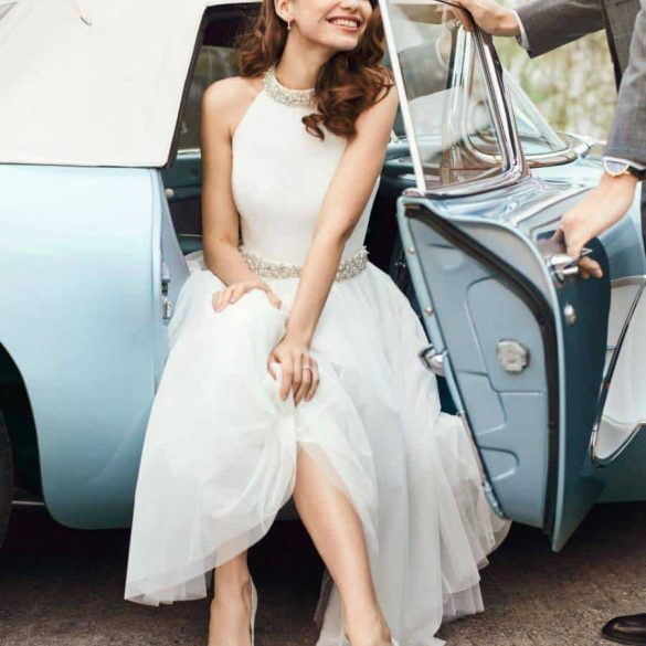Ted Baker Debut Bridal Collection at The National Wedding Show