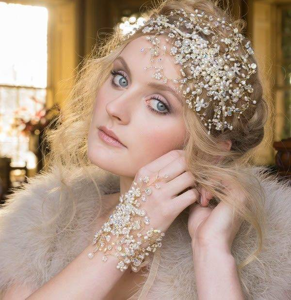 An Atelier of the most exquisite wedding accessories, Gillian Million 1