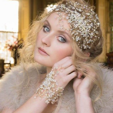 An Atelier of the most exquisite wedding accessories, Gillian Million