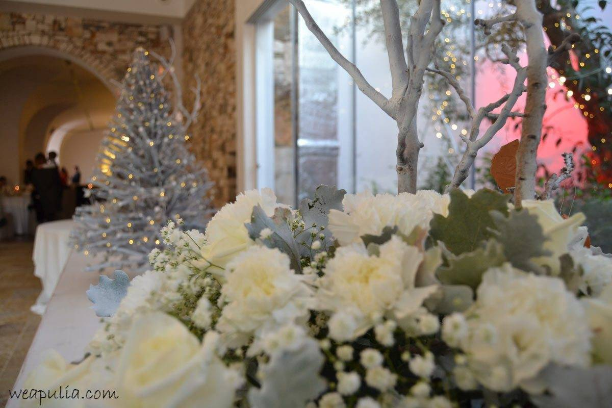 wedding at Christmas time - Luxury Wedding Gallery