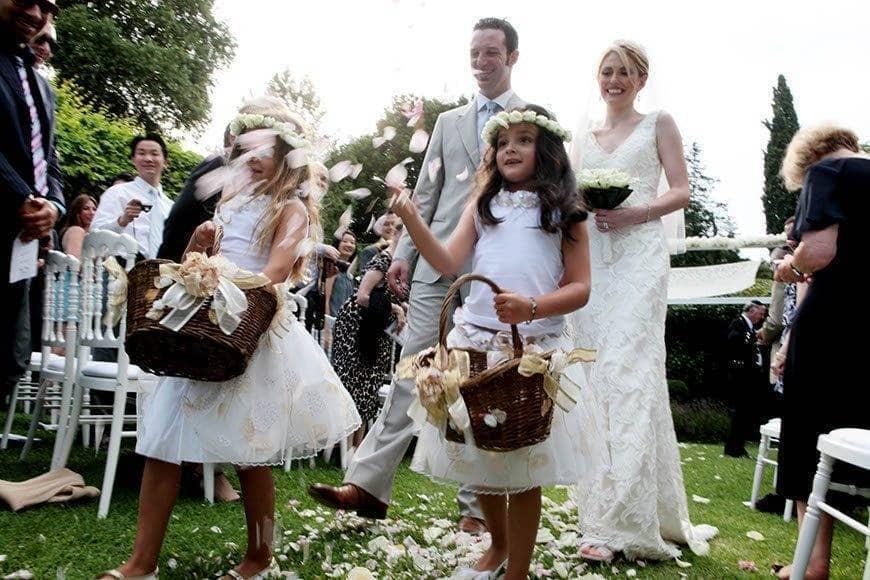 wedding la fete bride groom 1 - Luxury Wedding Gallery