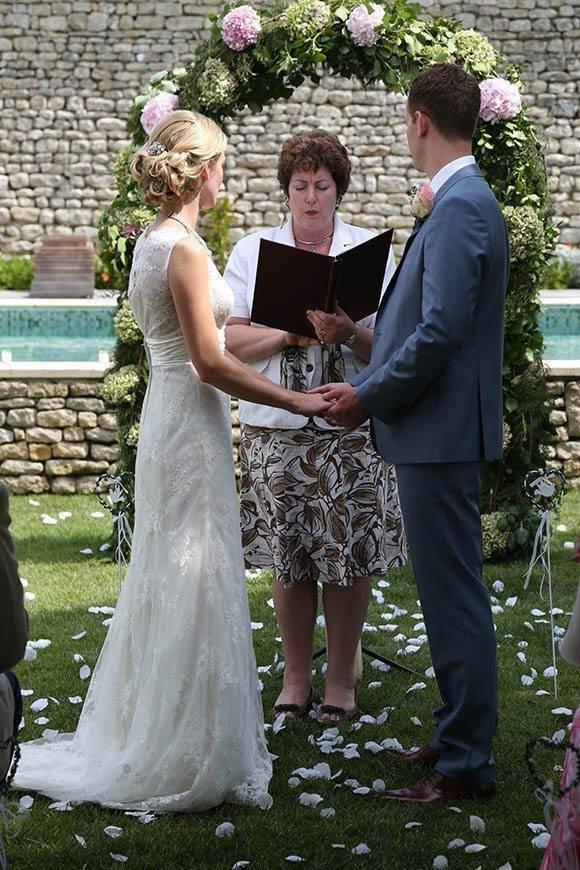 wedding vows la fete bride groom - Luxury Wedding Gallery