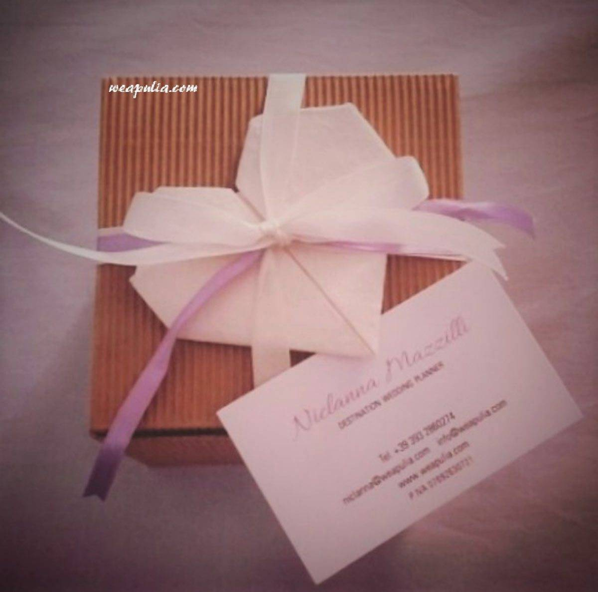 welcome gift for bride and groom - Luxury Wedding Gallery