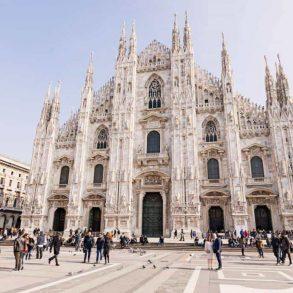 A Valentine's Wedding in Milan