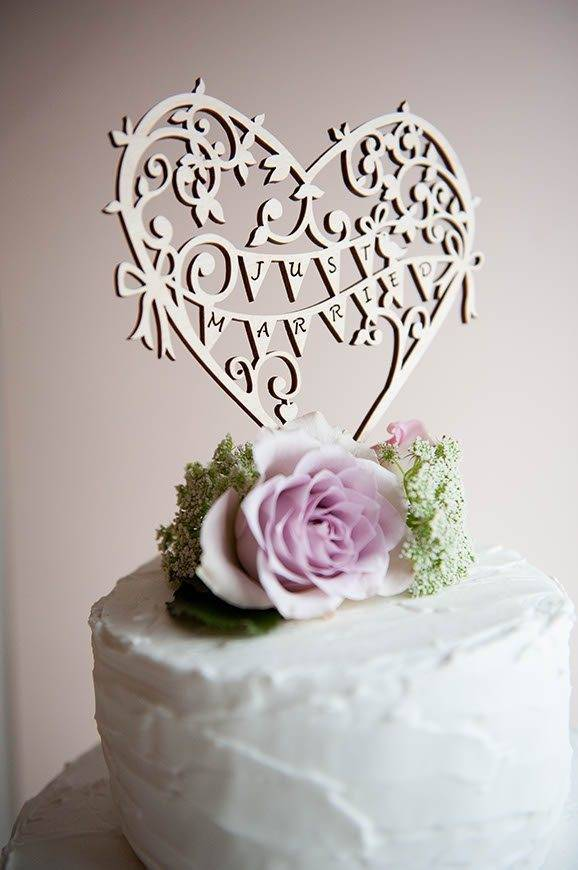 17 Hummingbird Cards wedding cake topper - Luxury Wedding Gallery