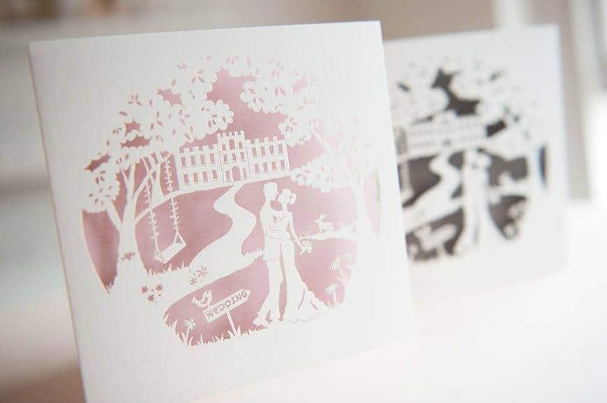 19 Hummingbird Cards fairy tale wedding invitation - Luxury Wedding Gallery