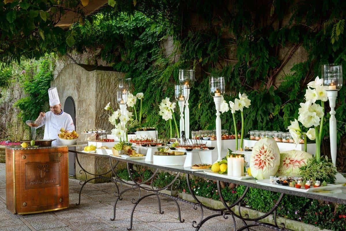 30 Buffet - Luxury Wedding Gallery