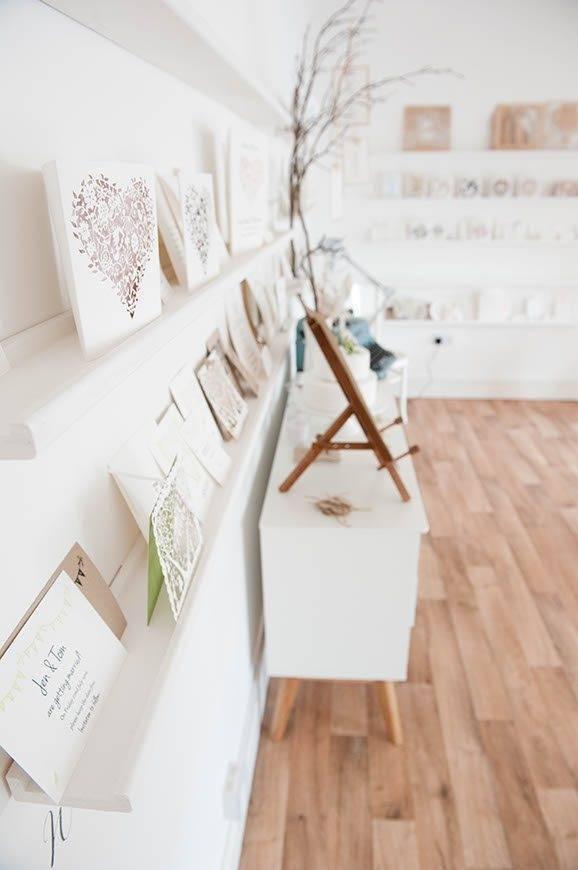 3Hummingbird cards studio showroom - Luxury Wedding Gallery