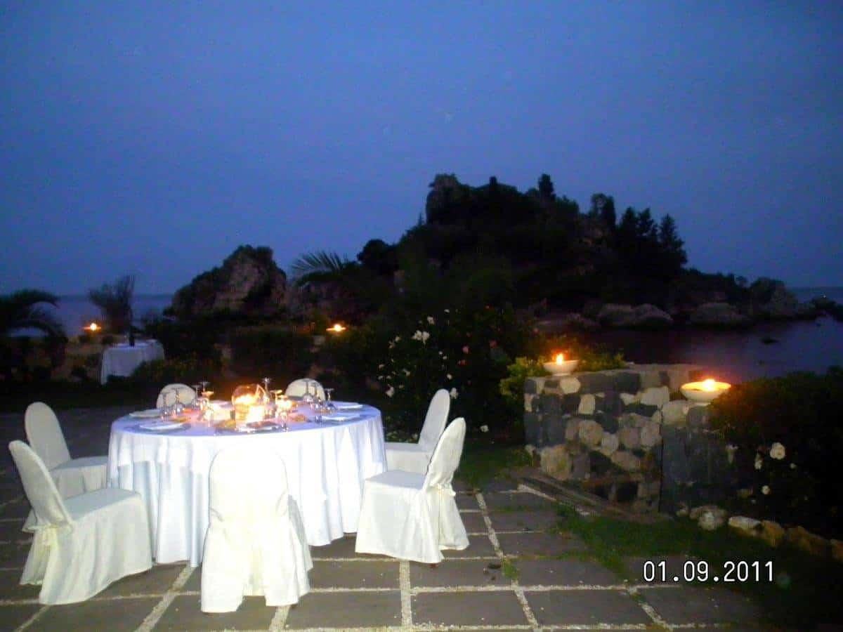 51 terrazzo isola banchetto - Luxury Wedding Gallery