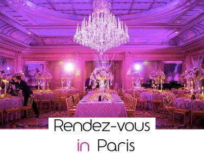 Rendez-vous in Paris