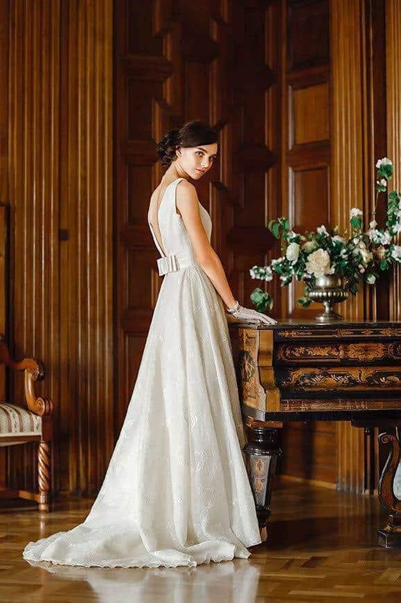 Bride in Lidval Room 2 - Luxury Wedding Gallery