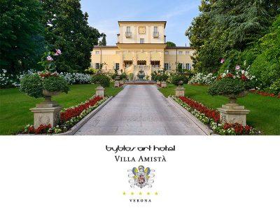 Byblos Art Hotel-Villa Amistà Srl