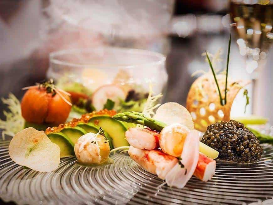 Cuisine - Luxury Wedding Gallery