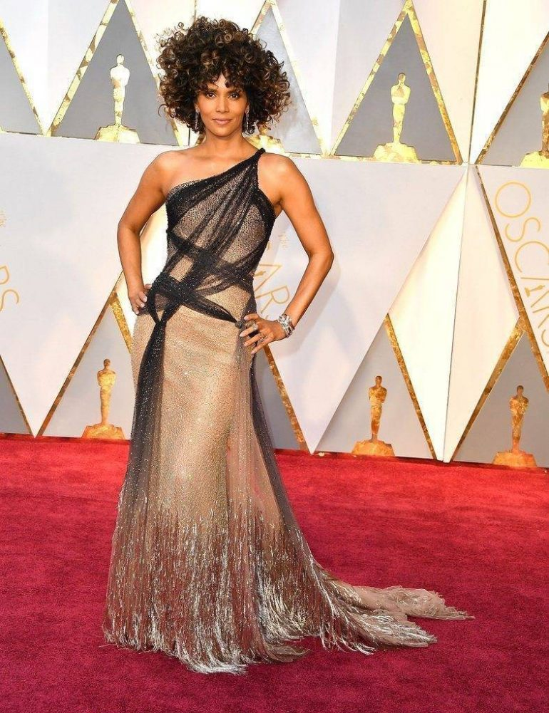 The Oscars 2017 Red Carpet