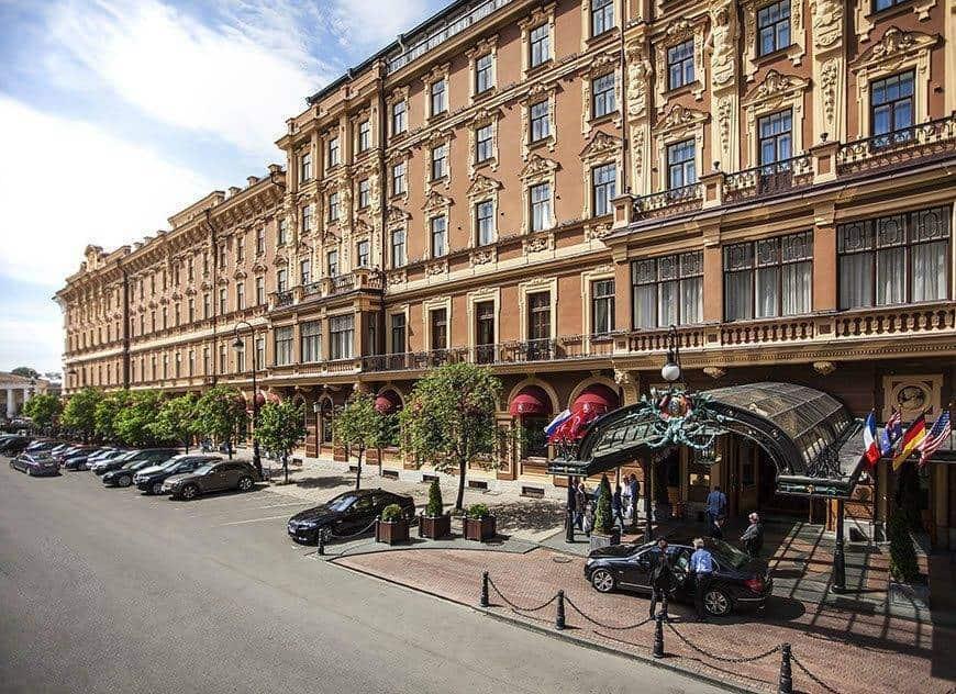 Hotel facade 1 - Luxury Wedding Gallery