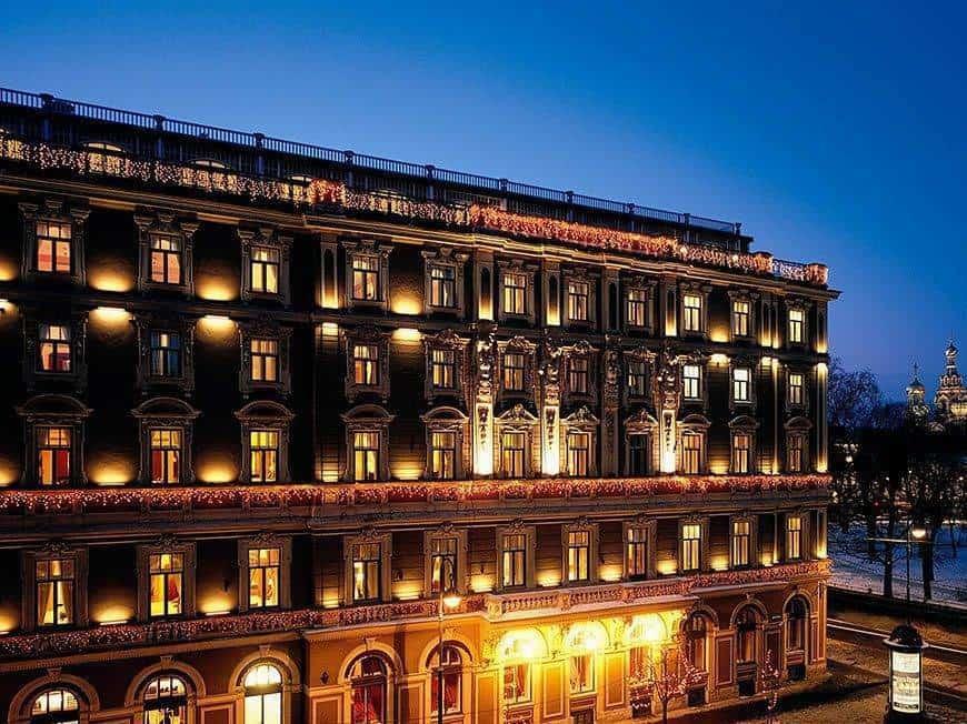 Hotel facade 2 - Luxury Wedding Gallery