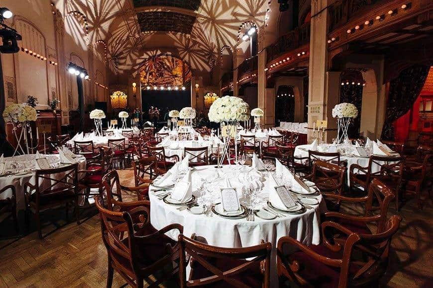LEurope Restaurant Wedding 1 - Luxury Wedding Gallery