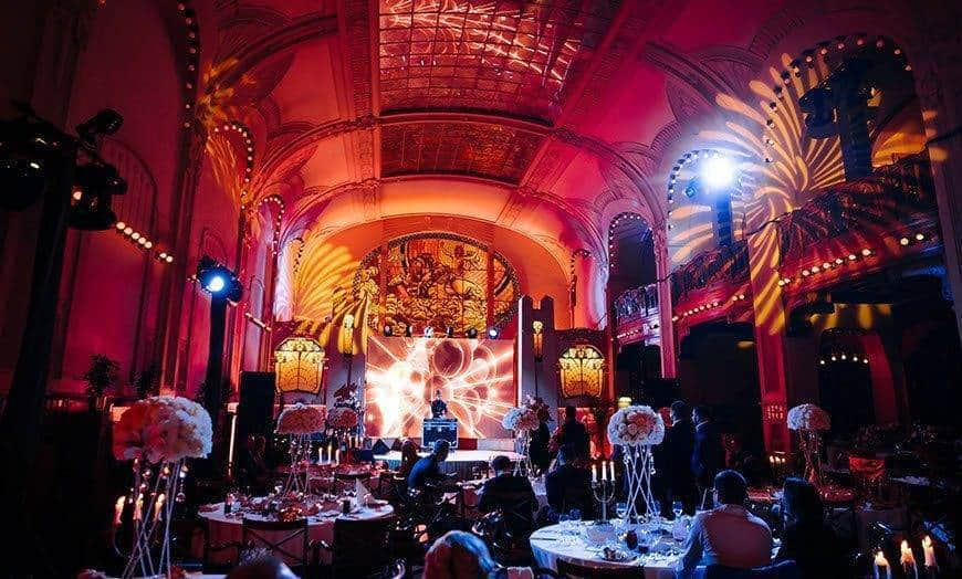 LEurope Restaurant Wedding 3 - Luxury Wedding Gallery
