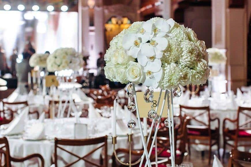 LEurope Restaurant Wedding 4 - Luxury Wedding Gallery