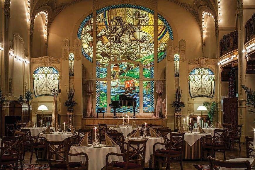 LEurope Restaurant 3 - Luxury Wedding Gallery