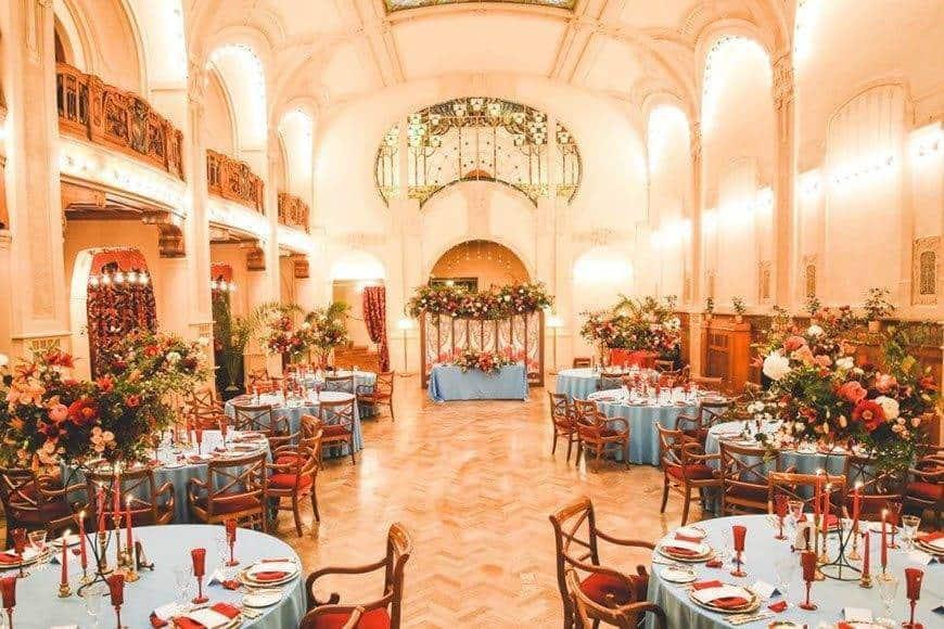 LEurope Restaurant wedding - Luxury Wedding Gallery